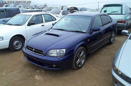 Subaru Legacy B4 (Субару…