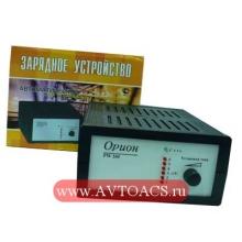 Зарядное устройство аккумулятора 0-6А ОРИОН PW 260 (автомат, 12В, линейн.ампермет) PW 260.