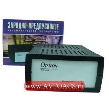 Зарядное устройство аккумулятора 25А ОРИОН PW 410 ( автоматич, 24В ) PW 410.